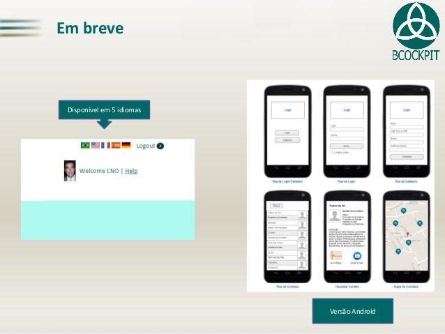 Em breveVersão AndroidDisponível em 5 idiomas