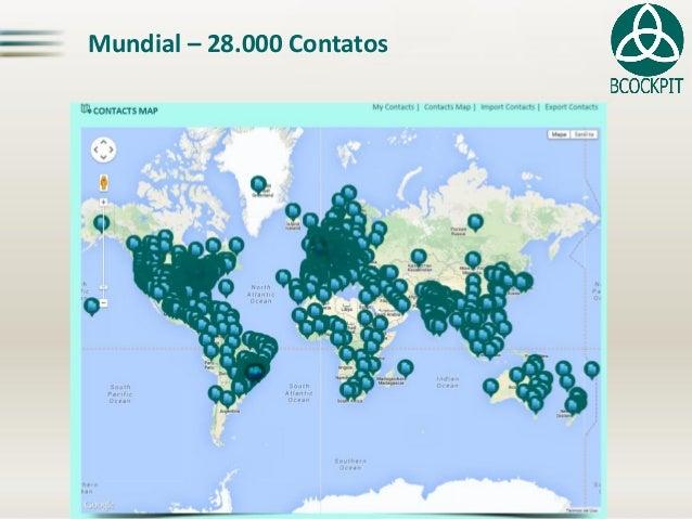 Mundial – 28.000 Contatos