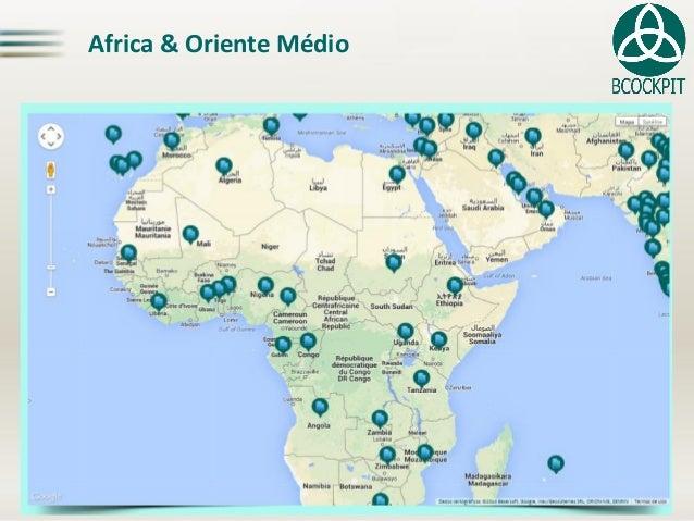 Africa & Oriente Médio