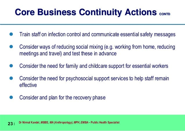 Business continuity planning for emergencies like ebola virus disease restrictions are imposed 23 fandeluxe Images