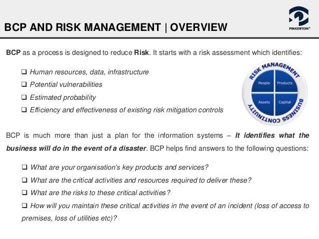 Risk Assessment & Contingency Planning
