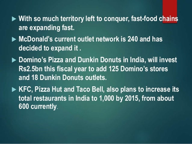 Https Www Franchisehelp Com Industry Reports Fast Food Industry Report