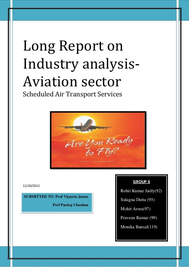 air industry analysis essay The airline industry, and associated air travel an attempt has been made at providing further analysis of the airline industry process analysis essay.