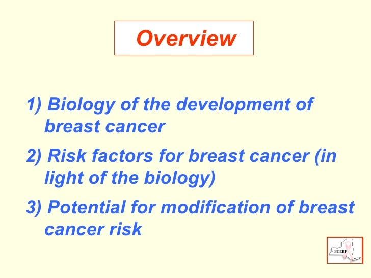 breast cancer risk factors and treatment essay Types of cancer treatment side effects clinical trials information  these are sometimes called protective risk factors, or just protective factors) cancer risk factors include exposure.