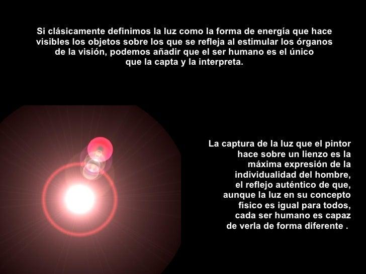 Sorolla y La Luz Slide 2