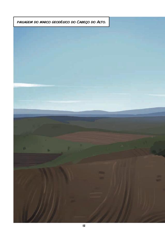 12 paisagem do marco geodésico do Cabeço do Alto.