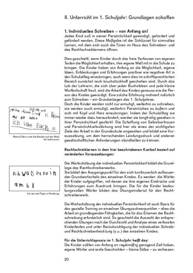 Briefe An Lehrerin Schreiben : Beate leßmann individuelle lernwege im schreiben und
