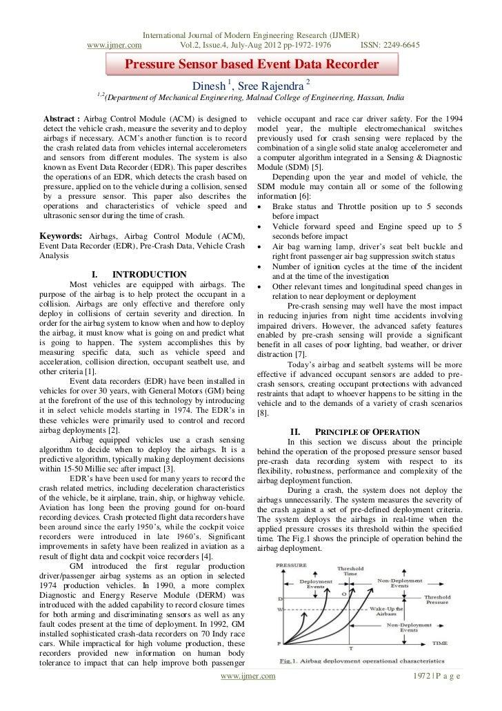International Journal of Modern Engineering Research (IJMER)              www.ijmer.com                     Vol.2, Issue.4...