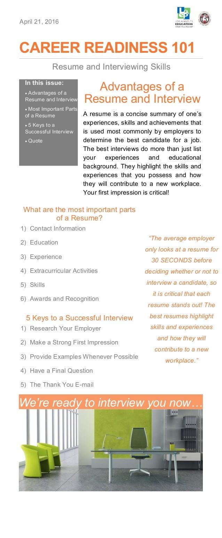 Career Readiness 101