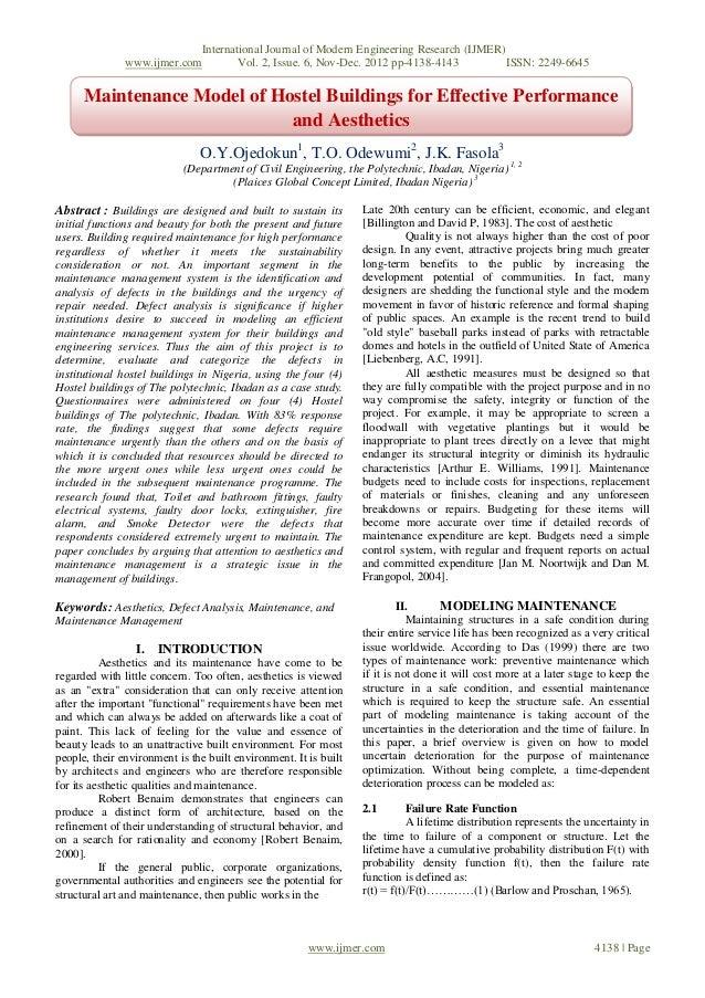 International Journal of Modern Engineering Research (IJMER)               www.ijmer.com        Vol. 2, Issue. 6, Nov-Dec....