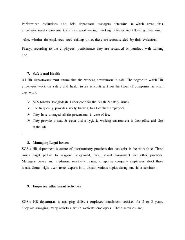 Sample internship report template resume template sample 9 internship report examples samples spiritdancerdesigns Choice Image