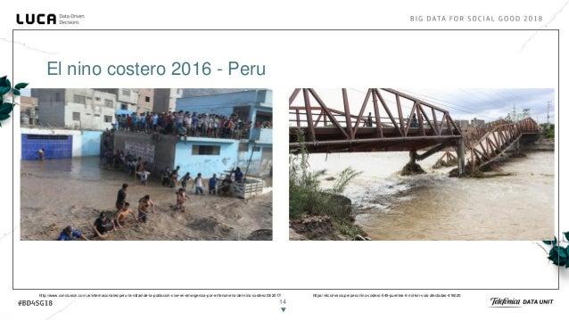 15 Emergency plan Peru NORTH: Piura/Catacaos CHIMBOTE: Pampacancha, Huarmey LIMA: Carretera Central Source: Telefonica Rur...