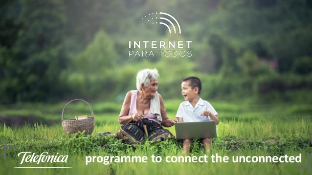 4 100 million people live in Latin America without access to the internet because of… geography, orography, economic condi...