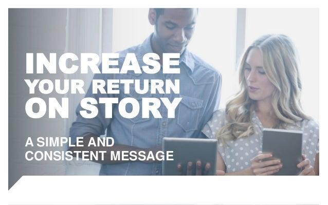 Return on story Slide 3