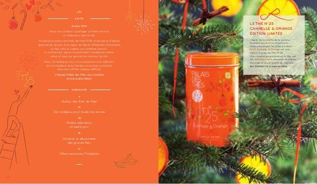 Palais des Thés - Catalogue Noël 2014 Slide 2