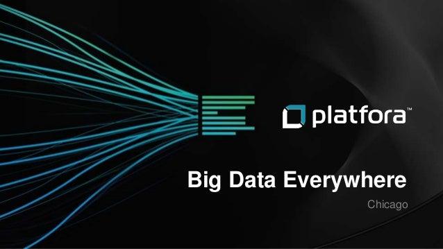Big Data Everywhere  Chicago