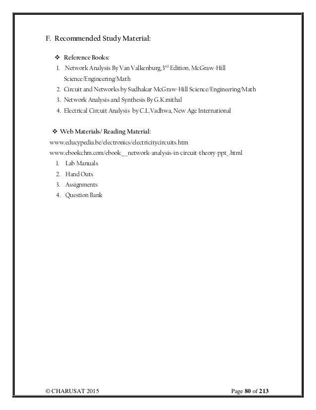 B tech ec booklet final fandeluxe Epub