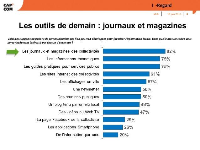 Les grandes tendances de la presse territoriale - Tendance des journaux ...