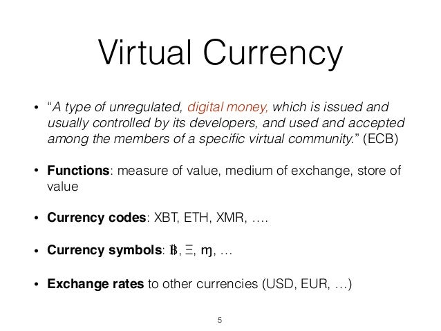 Bde Sc6 Hangout Insight Into Virtual Currency Ecosystems