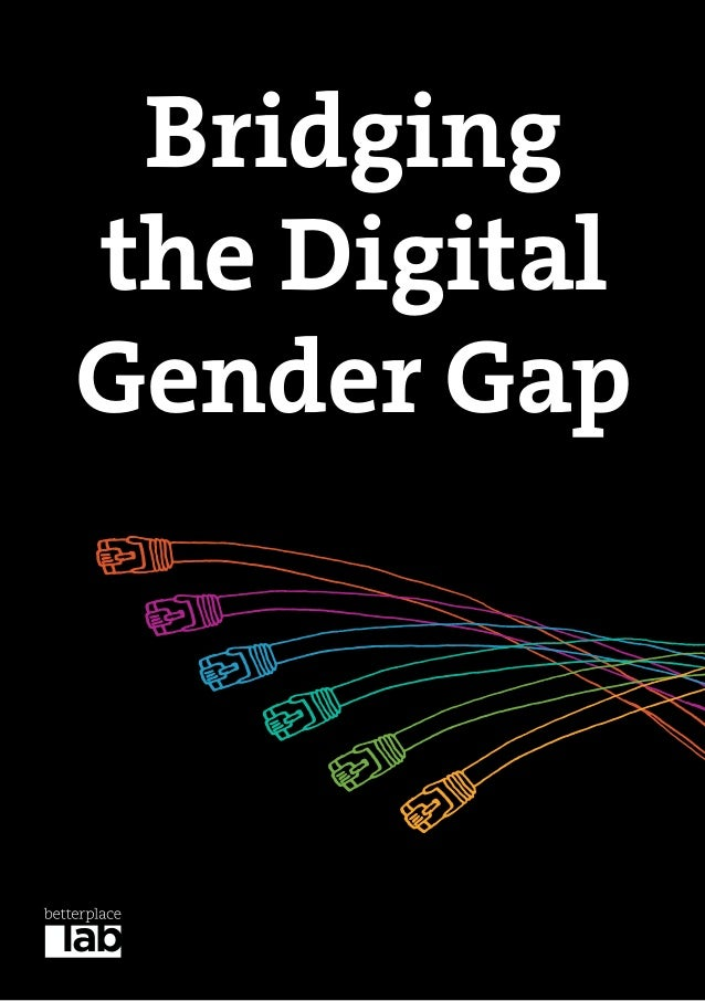 Bridging the Digital Gender Gap