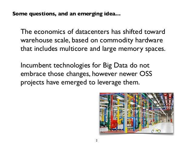 Big Data is changing abruptly, and where it is likely heading Slide 3
