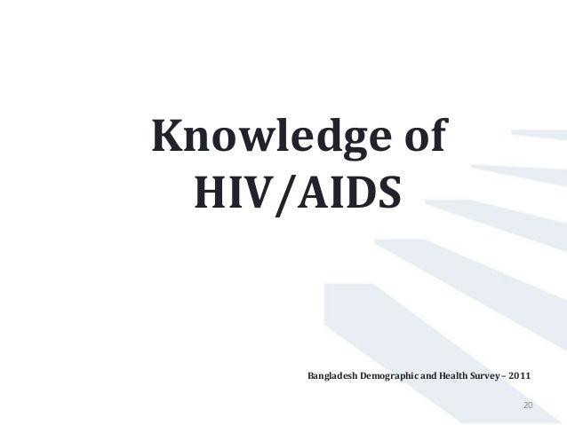 Bangladesh Demographic and Health Survey(BDHS) Summary Output
