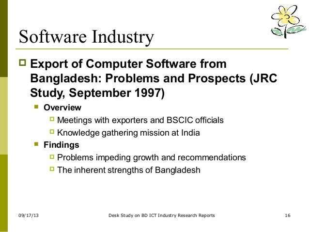 Problems and Prospects of Small Business Development in Bangladesh