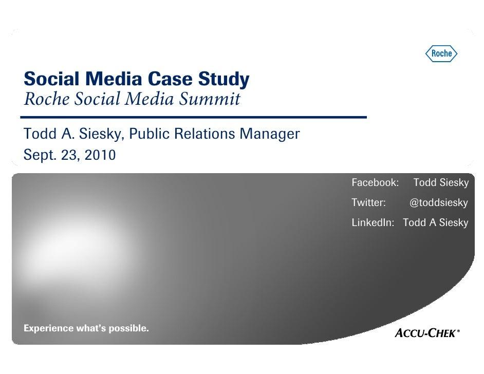 Todd Siesky Presentation - BDI 9.23.10 Healthcare Social Communications Leadership Forum