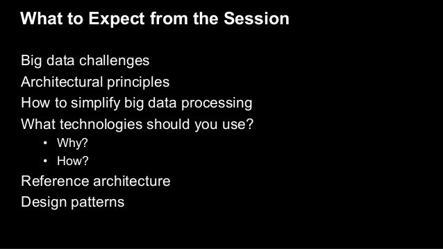 Big Data Architectural Patterns and Best Practices on AWS Slide 2