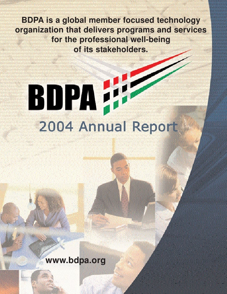 BDPA is a global member focused technology organization that delivers programs and services          for the professional ...