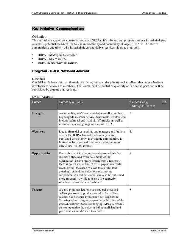 thought command organization plan