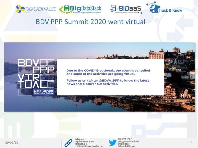 BigDataPilotDemoDays - I-BiDaaS Application to the Financial Sector Webinar Slide 2