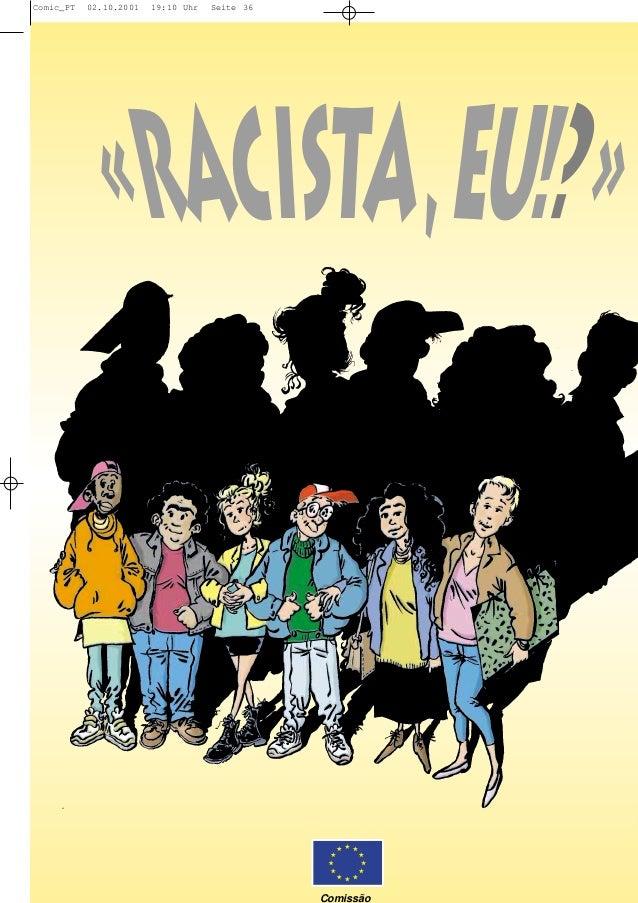Comic_PT   02.10.2001   19:10 Uhr   Seite 36               «RACiSTA , EU! »                                               ...