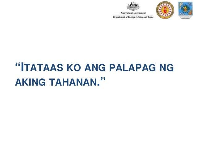 magagawa ko sa aking barangay Una lagi sa aking adbokasiya na bigyang pagpapahalaga ang boses at karapatan ng bawat kabataan sa lalawigan ng cavite kaya naman, hinihikayat ko ang lahat ng mga kabataang caviteño na.