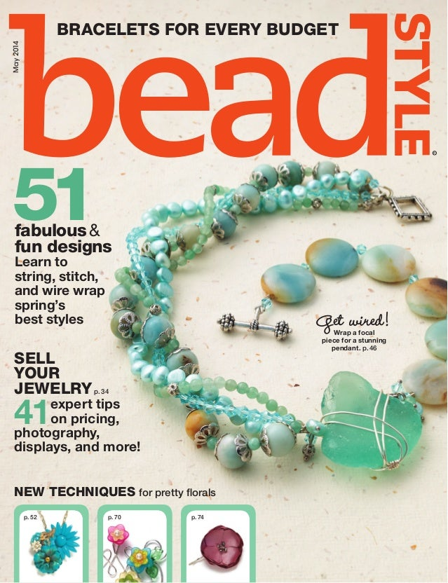 BeadStyle magazine cover
