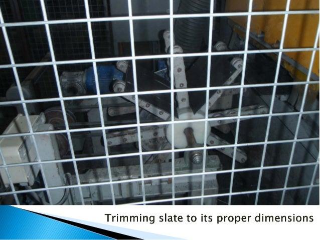 Black Diamond Slate: The Slate Production Process