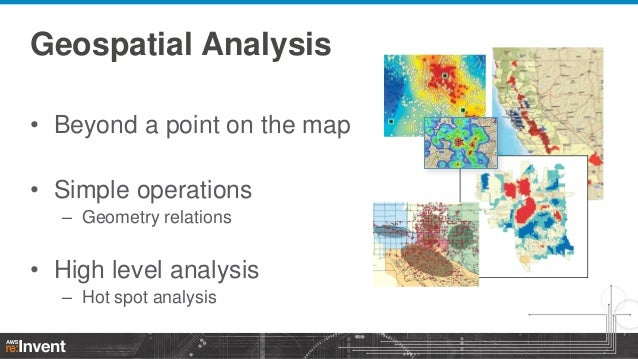 Adding Location and Geospatial Analytics to Big Data Analytics (BDT21…