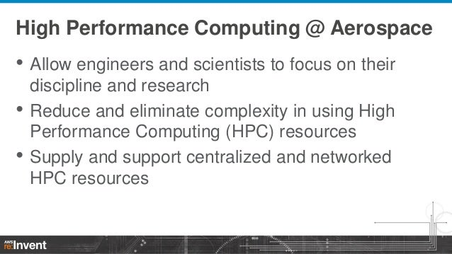 high performance computing research paper Our approach to mission-driven hpc delivers tailored solutions that allow our  customers to address national  engineering was once tinkerers drafting on  paper, which evolved into cad and an automated process  research posters.