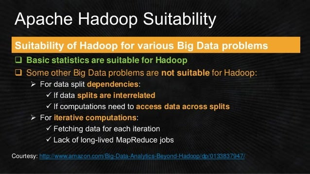 Bdt302 Big Data Beyond Hadoop Running Mahout Giraph