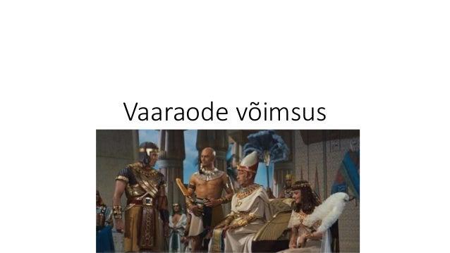 Vaaraode võimsus