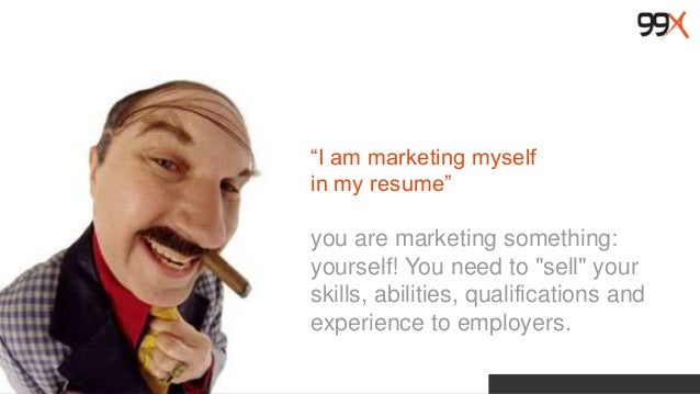 Resume Writing and Online Media Presence