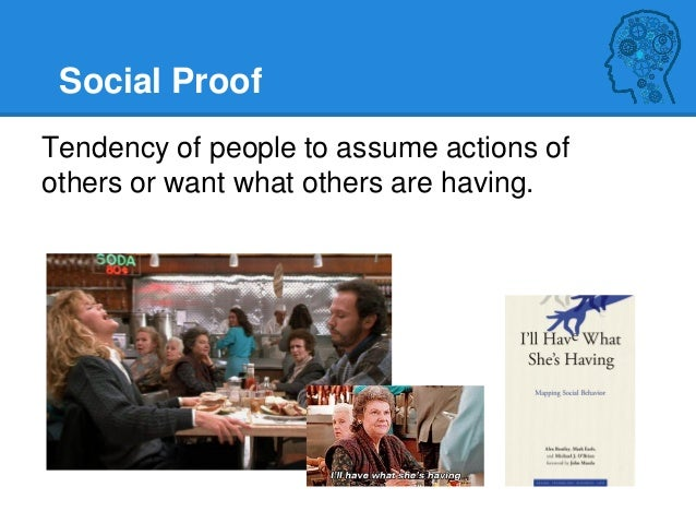 """Social Proof :: ASK """"How can I convince my visitors they're not the only person making this choice? """""""