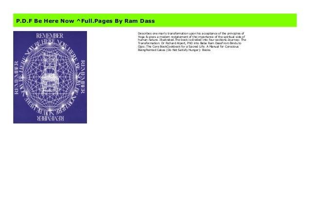 be here now ram dass free pdf