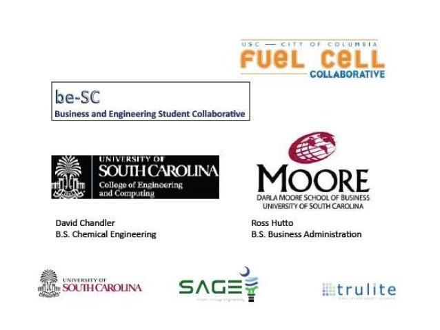 be-SC Fuel Cell Challenge V Presentation