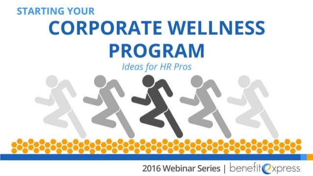 starting your corporate wellness program  ideas and