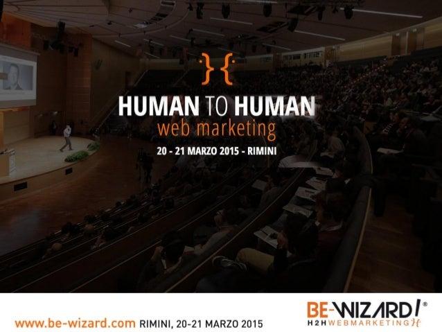 UX Design Hotel Guida Pratica relatore NICOLETTA POLLIOTTO Rimini • Be-Wizard 2015 21 Marzo 2015 — h 9:15 x
