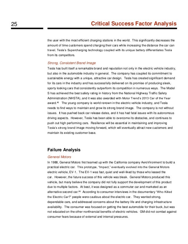 tesla company analysis Teslamotors this study covers the above-mentioned issues from the point of view of a major company of the us.