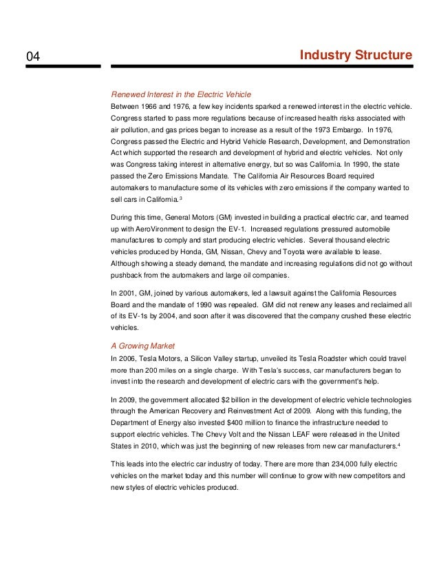 TESLA REPORT PDF