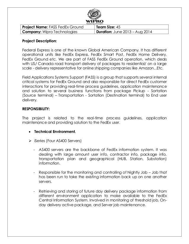fedex incident report - Hizir kaptanband co