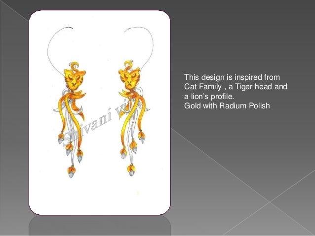 Jewelry Design Portfolio by Shivani Vij